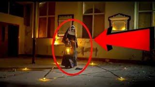 பழைய கட்டிடத்தில் இருந்த பயங்கரமான சைகோ|Top 5 Ghost Caught On Camera|Tamil CID