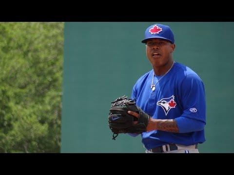 Marcus Stroman, Toronto Blue Jays, RHP - 2014 Spri...