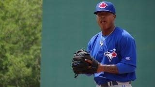 Marcus Stroman, Toronto Blue Jays, RHP - 2014 Spring Training
