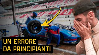 UN ERRORE DA PRINCIPIANTI... - INTO THE RACE EP.14