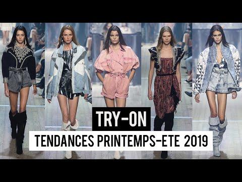 Tendances Printemps-Eté 2019 Mp3