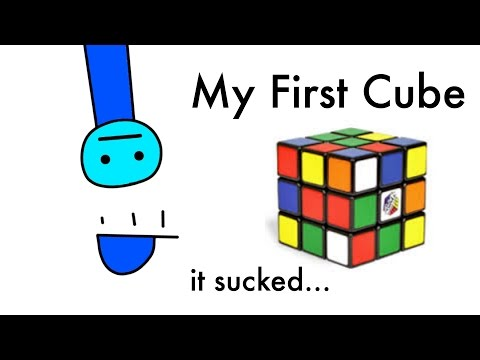 My First Rubik's Cube (Life Stories Ep 3)