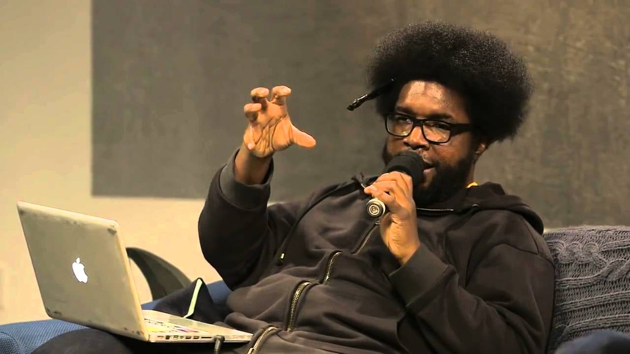 Couch Wisdom Questlove on J Dilla's sampling technique - YouTube