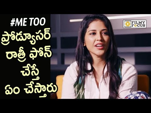 Priyanka Jawalkar about Me Too and Casting Couch in TFI - Filmyfocus.com