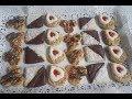 3 أنواع من الصابلي بعجينة واحدة يذوبو في الفم حلويات العيد