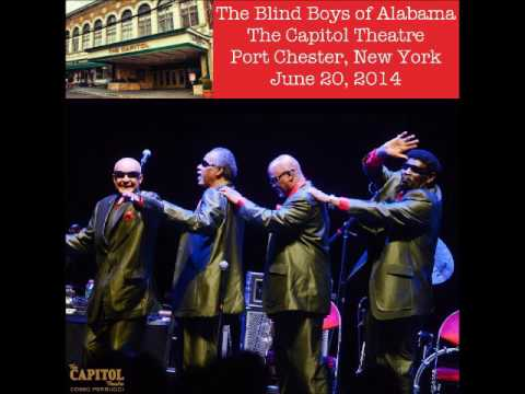 The Blind Boys of Alabama The Capitol Theatre Port Chester, New York June 20, 2014