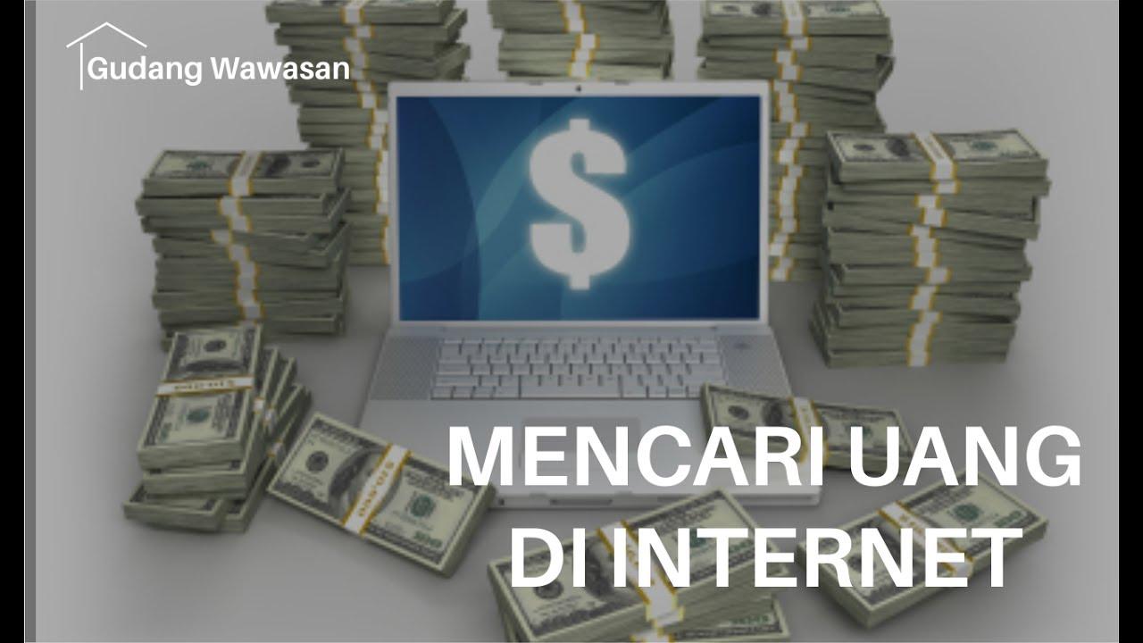 Image result for cara jitu cari uang di internet