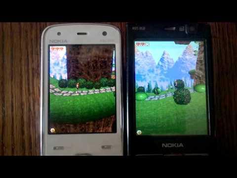 Pandemonium S60 on N95 8GB and N86 8MP