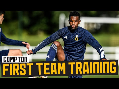 NELSON SEMEDO TRAINS FOR THE FIRST TIME WITH WOLVES! | Signing has double session ahead of West Ham