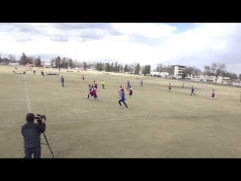 Denver Metro FC vss FC Greeley. March 10th, 2018.