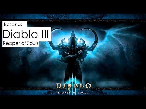 Reseña: Diablo III Reaper of Souls