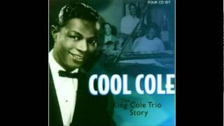 "Nat ""King"" Cole Trio - The Man I Love (Instrumental)"