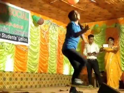 Danc of Lakhipur Collage HD Video By...