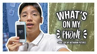 What's On My Phone? | Neil Patrick