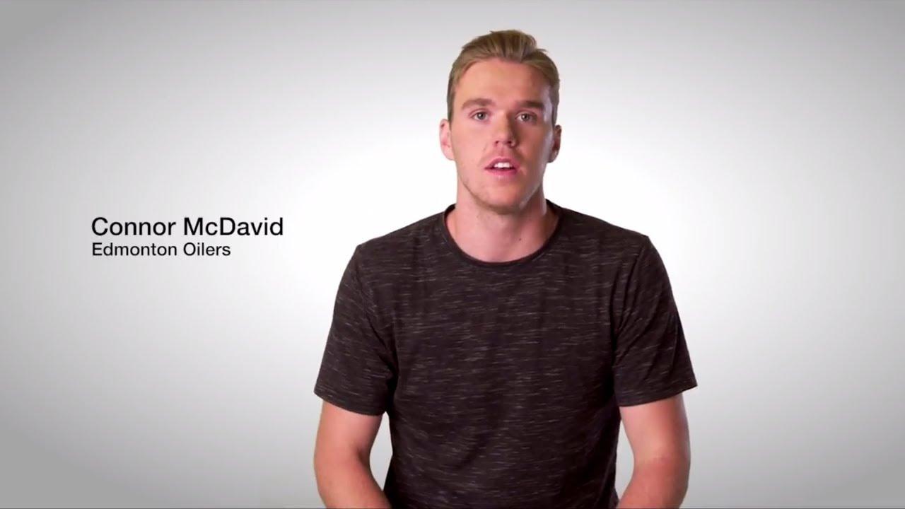487e21e6ca9 Connor McDavid is the cover athlete for EA Sports  NHL 18