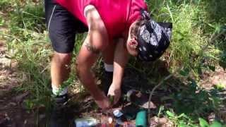 Geocaching at Turkey Creek Sanctuary