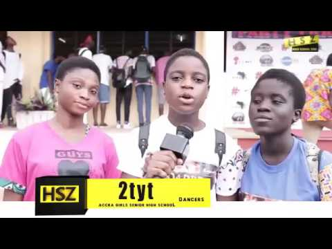 High school zone tv gh 2TYT ACCRA GIRLS