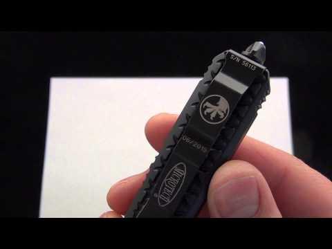 Tri-Grip Ultratech with Bayonet Blade