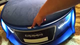 Кровать машинка Ауди А6 в интернет-магазине ГОЛДИК(, 2015-04-21T18:12:03.000Z)