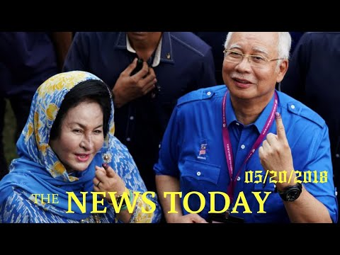 Handbag And Jewelry Haul Puts Malaysia's Former First Lady In Spotlight | News Today | 05/20/20...