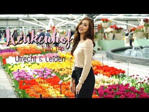 Travel vlog #9| Keukenhof Gardens / Utrecht / Leiden