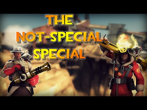 TF2 - The Not-Special Special [Commentary]