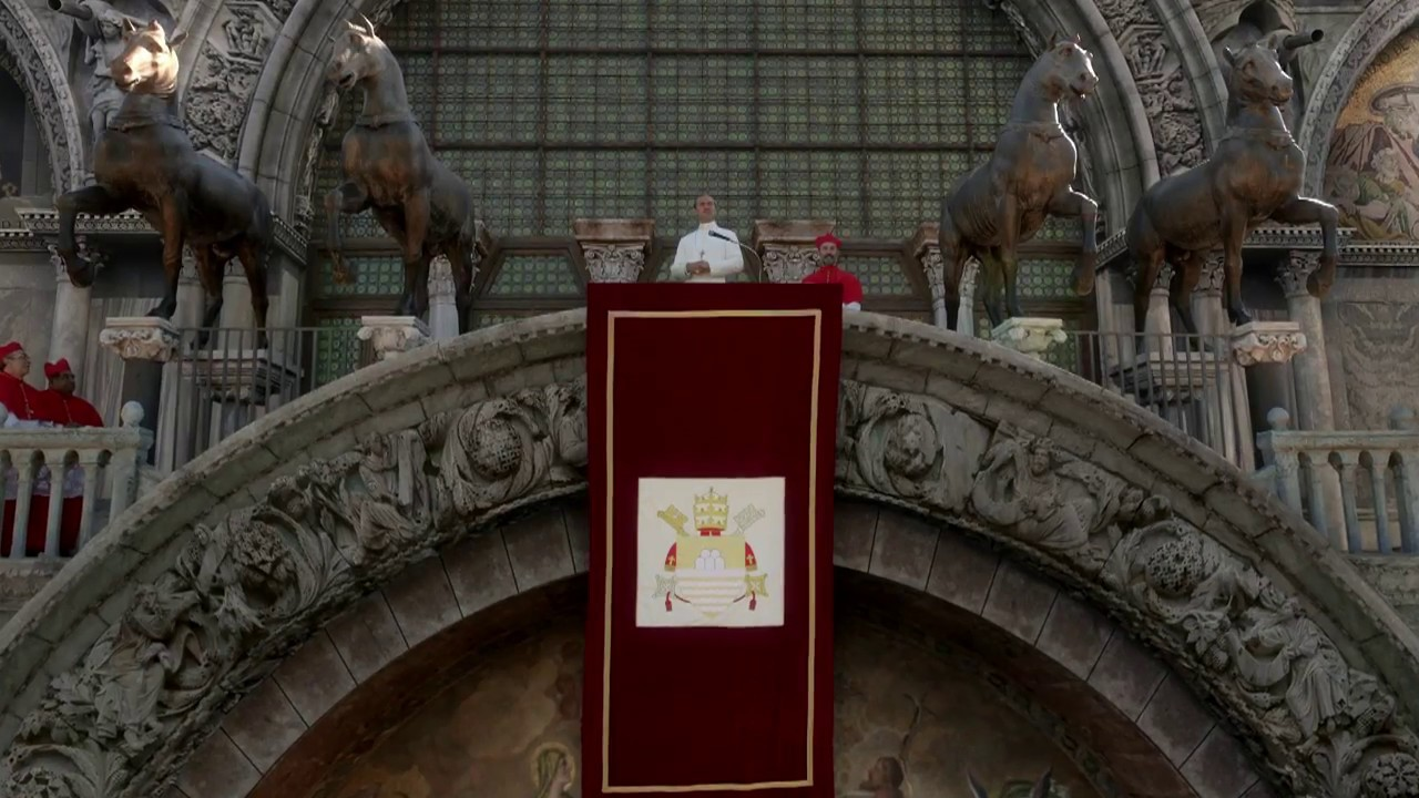 Download Behind the scenes of The Young Pope on HBO NOW