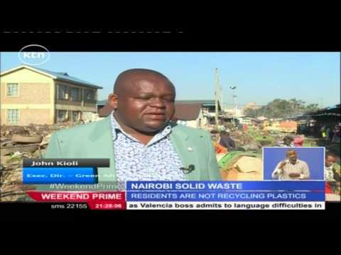 Debate over the management of waste in Nairobi city county rages on