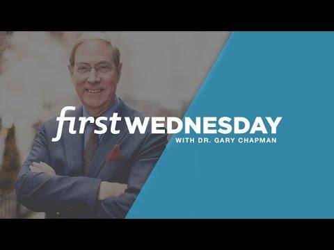 FirstWednesday - Dr. Gary Chapman