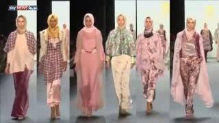 للمرة الأولى.. عرض أزياء بالحجاب في نيويورك