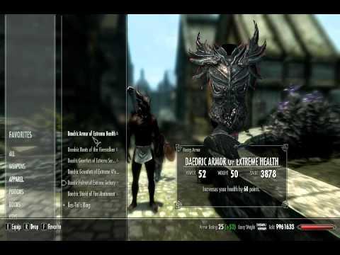 Xbox 360 Skyrim Mod Dawnguard Hearthfire Play As Dremora