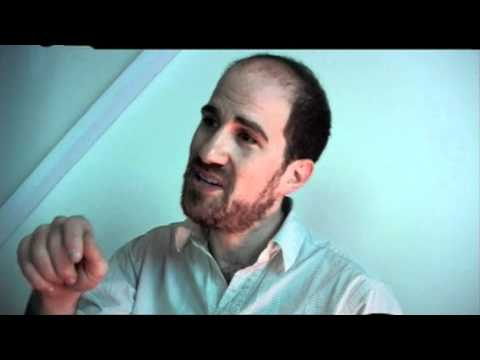Zachary Lieberman on Drawn (DEAF 2007)
