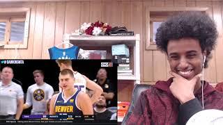 Nikola Jokic Triple-Double vs Suns - 35-12-11, 11-11 FGM! - Reaction!