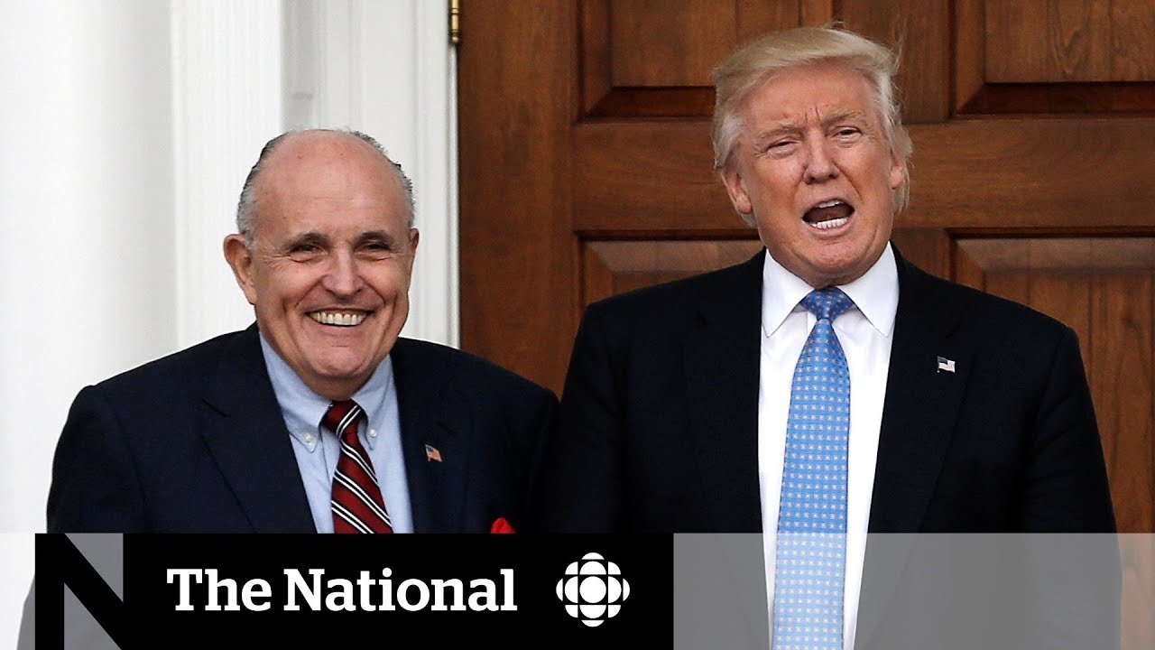 Trump Uses Same Line on Rudy Giuliani He Did With Michael Cohen and Stormy Daniels Payments Last Year