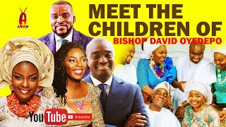 Meet the children of Bishop Oyedepo | AWAW TV
