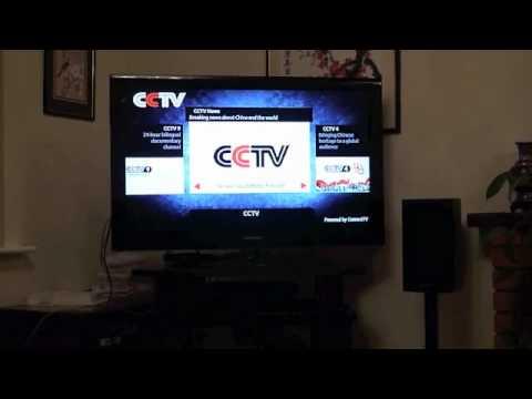 CCTV/Chinese TV via UK Freeview HD