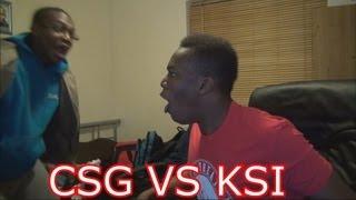 CSG VS KSI | Naruto