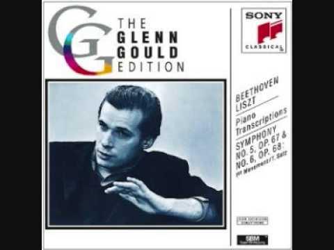 L.V.Beethoven 5th Symphony. Glenn Gould