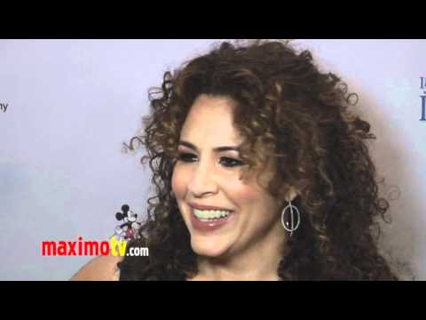 Diana Maria Riva at 15th Annual Impact Awards Gala Arrivals