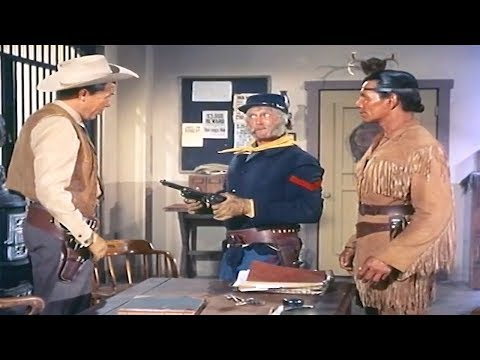 The Lone Ranger | The Banker's Son | HD | TV Series English Full Episode