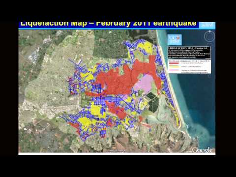 Earthquake Lecture Two: Liquefaction - 3 August 2011