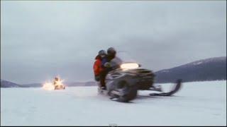 Экспедиция по снегам Северной Карелии к Полярному кругу Фильм 2/2
