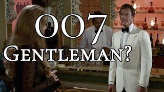 Czy James Bond jest gentlemanem? (Roger Moore) – Czas Gentlemanów