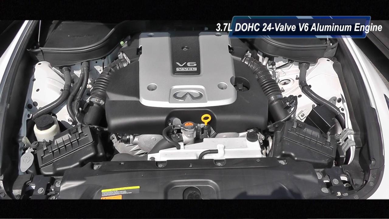 2013 infiniti g37 engine
