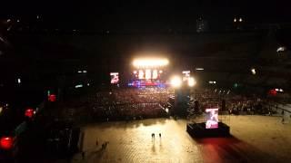 Romeo Santos Buenos Aires 01-03-2015