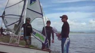 Build Plywood Sail Boat - Lolligagger 3 / 3