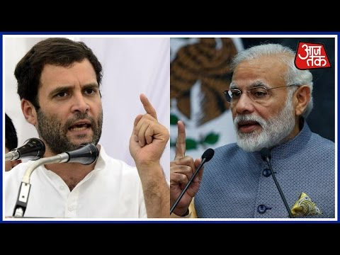 Khabardaar: PM Modi Vs Rahul Gandi Taunting Session