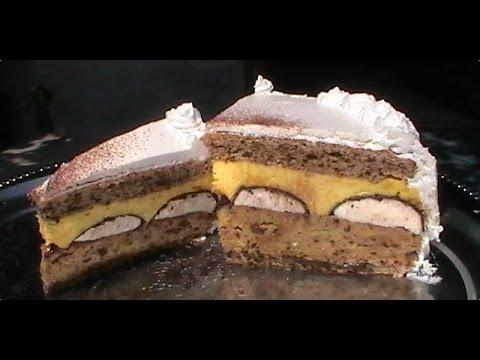 Mancmelou torta Recept