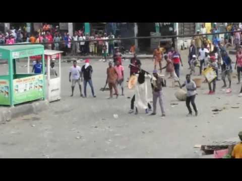 Ethnic Crisis in Lagos
