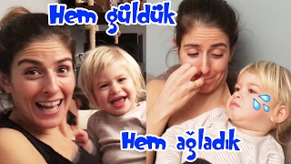 Ash Makes Noa Laugh Both Cry | Our Family